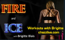 Chazz Live with Brigitte Blais